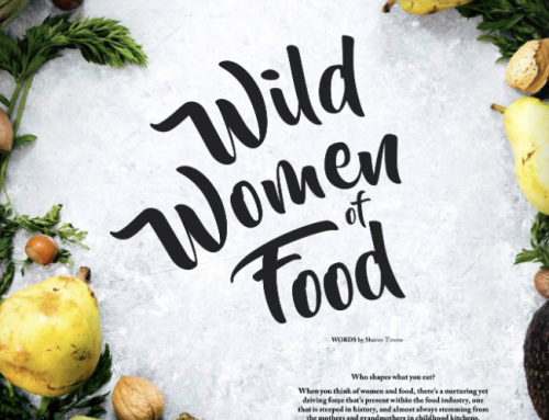 'WILD WOMEN OF FOOD'