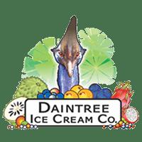 Daintree Ice Cream Company Logo